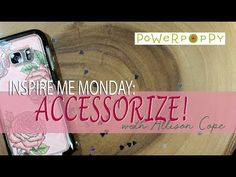 Power Poppy - The Blog: Inspire Me Monday: Accessorize!