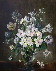 cecil kennedy paintings | Cecil Kennedy - The White Bunch
