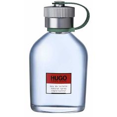 Hugo Hugo Boss cologne - a fragrance for men 1995... there was a boy I had a crush on all through high school (well, since first grade actually), who wore this and I had to get a bottle for myself just so I could be reminded of him. It smelled so sexy!