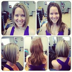 280 best Haircuts and Color- Before and After images on Pinterest in ...