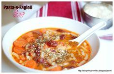 Pasta-E-Fagioli Soup