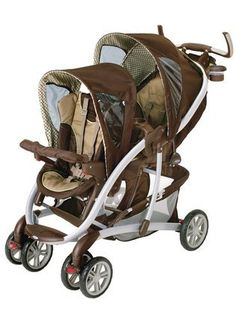 $244.99-$249.99 Baby Graco Quattro Tour Duo Stroller,  Zurich - Graco Quattro Tour Duo Strollers Wow!  One baby is challenging enough, but two?!  Allow BabyAge.com and Graco to give you a little bit of help. With your hands full, Graco knows that convenience and ease of use top your priorities list.  For a quick transfer from car to stroller, the Quattro Tour Duo Stroller accepts not one, but tw ...