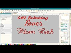 26 Best HATCH DIGITIZING EMB SOFTWARE images in 2018 | Embroidery