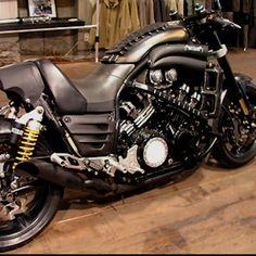 102- modification yamaha cafe racer | cafes, custom bikes and