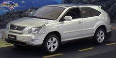 Toyota Harrier AIRS 2006 1/43