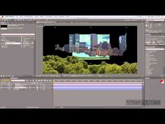 How To Create 3d Camera Move with Photoshop and After Effects Tutorial