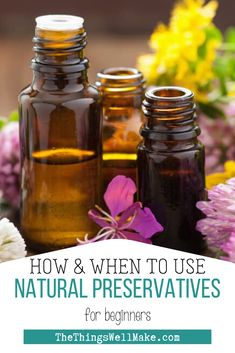 Should you use preservatives in homemade cosmetics? This is the ultimate guide to using natural preservatives (with examples). Homemade Lip Balm, Face Scrub Homemade, Homemade Beauty, Homemade Products, Diy Beauty, Natural Hair Care Tips, Best Natural Skin Care, Organic Skin Care, Natural Beauty