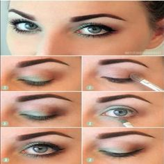 Eye makeup is never easy before this simple steps for you  #makeup #bridaleyemakeup #eyedesign #makeuptutorial #eyes #fashion