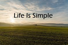Life Can Be Simple – The Stress Management Place