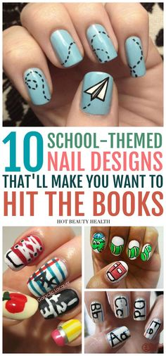 Stunning teen bunch nail