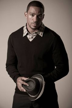 Laz Alonso....loved him on BET back in the day, and I like his tv show Breakout kings <3