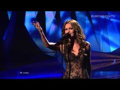 2013 - Cyprus - Despina Olympiou - An Me Thimasai semifinal, place) All Kinds Of Everything, Eurovision Songs, Semi Final, Girl Names, Finals, Concert, Lady, Youtube, Greek