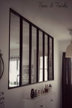 fabriquer une verri re en bois ateliers pinterest verriere en bois verri re et en bois. Black Bedroom Furniture Sets. Home Design Ideas