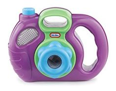 ++ Amazon.com: My First Lil' Camera- Purple: Toys & Games  Any toddler camera. No preference. ++