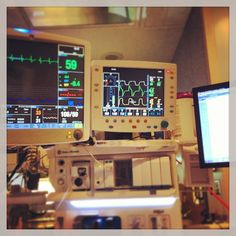 Just another day at the office! #crna