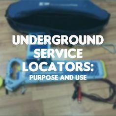 Cable Service Locator - Purpose and Use