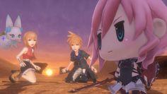 'World of Final Fantasy' Cinematic Opening Released, Demo Announced - http://motortalks.com/world-final-fantasy-cinematic-opening-released-demo-announced/