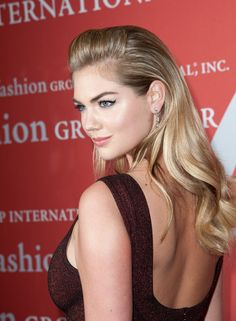 Would love to look this good!  Kate Upton Hair