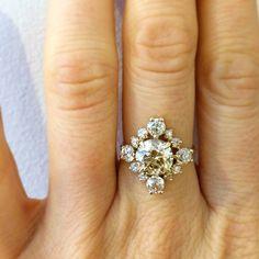 The Snowflake Ring @mociun