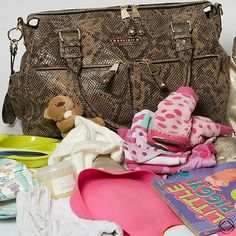 Aryella Python Baby Changing Bag Features An Exclusive Removal Internal Organiser All Your