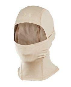 Under Armour Men's ColdGear Infrared Tactical Hood Desert Sand/Desert Sand On...