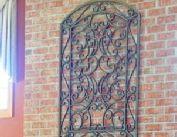 Tableaux Faux Iron Wall Decor #9