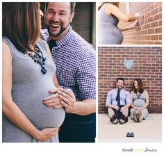 Maternity pictures by GoodSmith Studio.