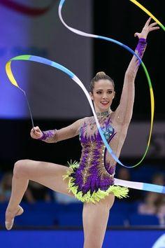 Rio 2016: corrida olímpica para a ginástica rítmica tem vagas definidas