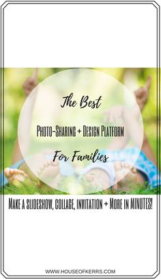 Make a family photo slideshow in minutes. Photo collages. E-Greetings. DIY Invitations. Save, share and print unique, beautiful photo creations. Smilebox.