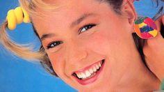 Xuxa - na Tv Globo inicia o Xou da Xuxa - anos 80