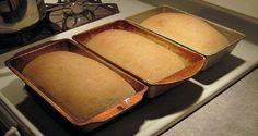 Recette de pain fait maison: Vous n'allez plus jamais en acheter !
