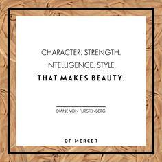 Motivational Quotes To Inspire Power Women | Of Mercer Blog | Diane Von Furstenberg