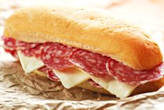 FOX NEWS: Woman caught smuggling vodka into sporting event inside salami sandwich Salami Sandwich, Sandwiches, Vodka, Cooking, Ethnic Recipes, Food, Woman, News, Sandwich Recipes