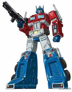 Nothing like the OG Optimus Prime