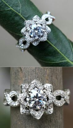 Dimond Ring to put on our Christmas list :* #Fashion #Trusper #Tip