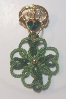 Victorian Tatted Lace: Celtic Tatting