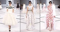 Pimenta e Chocolate | Paris Fashion Week Haute Couture Giambattista Valli