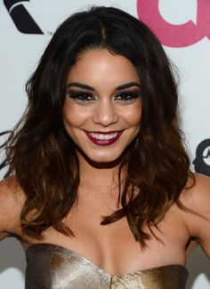 March 2014—Simply Sweet - Vanessa Hudgens's Most Memorable Hair Transformations - Photos