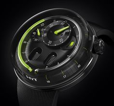 Incredible Luxury Collection of Watches by HYT