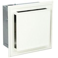 Delta Breez Energy Star CFM Flush Mount Ceiling Exhaust Bath - Flush mount bathroom exhaust fan