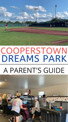 Are you headed to upstate New York for the Cooperstown Dreams Park baseball tournament? This is a comprehensive guide for parents from a family who has been there! Cooperstown Dreams Park tips Baseball Coaches, Travel Baseball, Baseball Tournament, Baseball Pitching, Baseball Season, Baseball Mom, Road Trip Packing, Packing List For Travel, Travel Tips