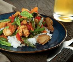 Chicken Basil by Ayara Thai. Simple, clean, delicious. http://www.chefd.com/collections/all/products/chicken-basil