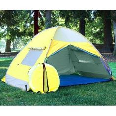 Self-expanded Yellow Pop up Family Cabana Tent Wind Shelter UV Proof Beach Tent  sc 1 st  Pinterest & Tepui Tents Autana Sky Roof Top Tent | Bass Pro Shops: The Best ...