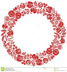 embroidery hungarian 56564538 pattern kalocsa region vector stock image from Hungarian Embroidery Pattern From Kalocsa Region Stock Vector Image can find Hungarian embroidery and more on our website