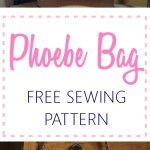"""In this post I'm sharing this very popular FREE bag pattern by Arstsy-crafty babe for a cute little bag. The finished measurements of the bag are14"""" wide"""