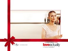 """Love Actually. Keira Knightley as a hot blonde, the best song ever written """"God Only Knows"""" and January Jones. The script was pretty good, too. A true classic for decades to come. By the way, Paul McCartney agrees with me about the song."""