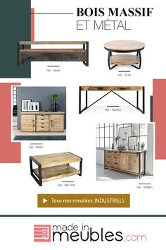 Popular Coffee Table Styling To Living Room Ideas Meubles industriels Small Apartment Living Room, Pinterest Living Room, Rustic Living Room, House Design, Living Room Designs, Living Room Decor Rustic, Room Design, Room Decor, Apartment Decor
