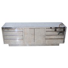 1stdibs - Chrome Cityscape Credenza by Paul Evans explore items from 1,700  global dealers at 1stdibs.com
