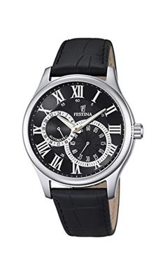 Festina Classic F6848/3 Casual Men's watch Classic Design Check https://www.carrywatches.com Festina Classic F6848/3 Casual Men's watch Classic Design  #festinaautomatic #festinawatches #genevewatches