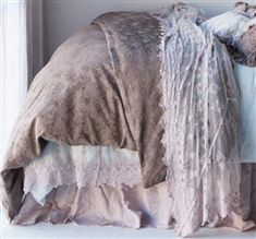 855966da3655 bella note is brand of custom bedding with natural fiber materials;  Bohemian; soft dyes